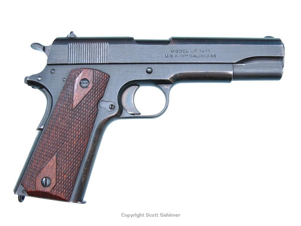 M 1911 1918 Remington Arms-UMC M1911